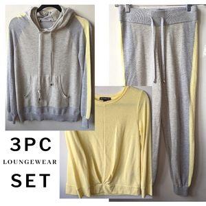 I.N.C   3pc International Concepts Loungewear Set